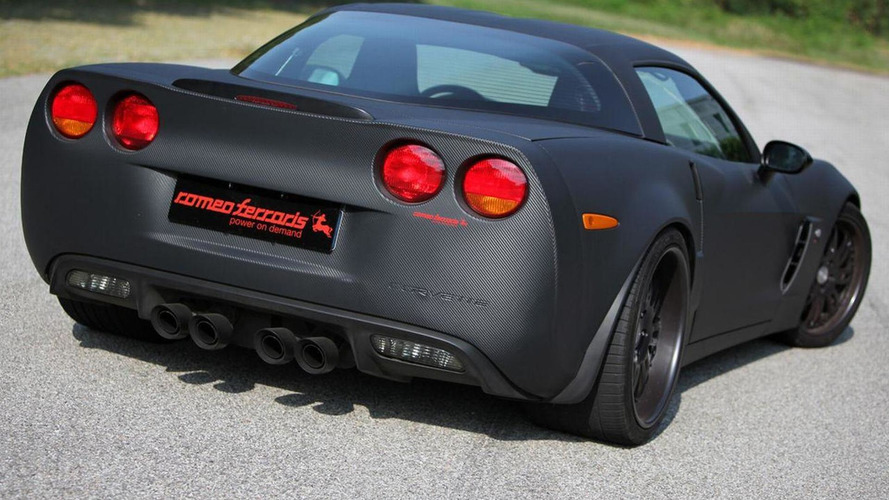 Corvette Z06 tuned by Romeo Ferraris