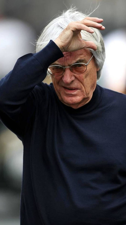Owners worried demise will hurt F1 - Ecclestone