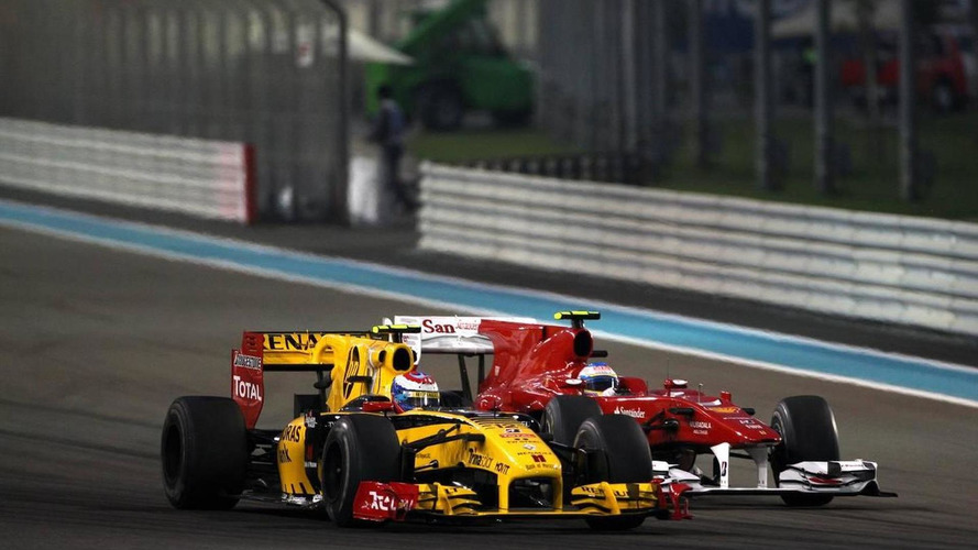 Alonso gestures showed 'bad education' - Petrov