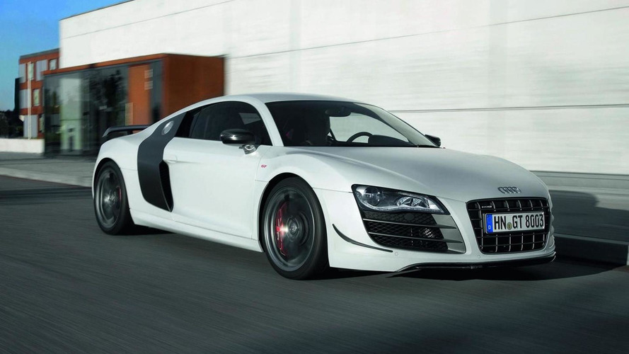 First Audi R8 GT delivered