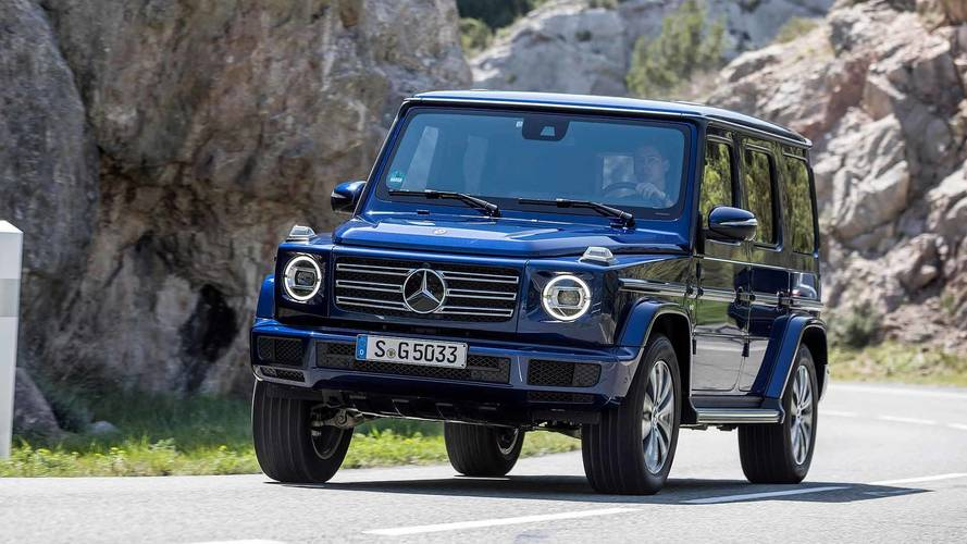 2019 Mercedes-Benz G550 First Drive: Brute Goes To Finishing School