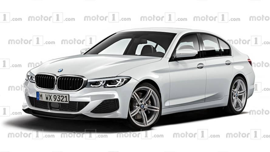 BMW Série 3 2019 - Projeção