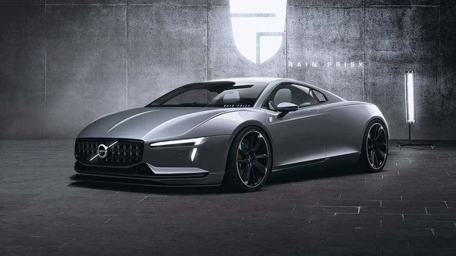 This Volvo Electric Supercar Needs To Happen