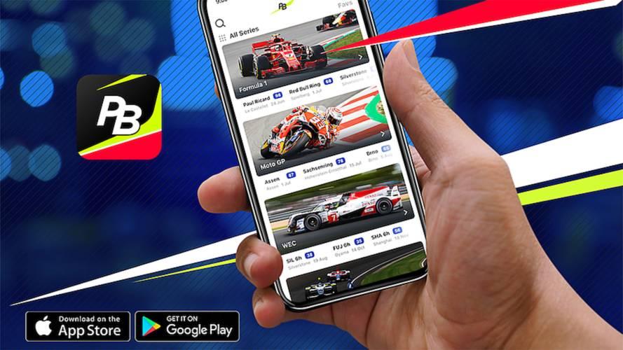 Motorsport Network, daha fazla etkileşim için Pit Stop Bahis uygulamasını tanıttı