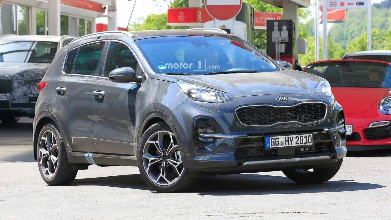 kia sportage to debut brand 39 s new diesel mild hybrid powertrain. Black Bedroom Furniture Sets. Home Design Ideas