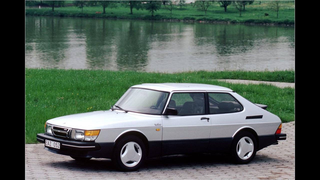 1979 vorgestellt, löste der 900 langfristig den 99 ab