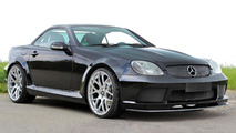 Mercedes-Benz SLK 32 AMG (R170) by Lumma Tuning