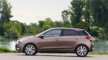 2015 Hyundai i20 official photos