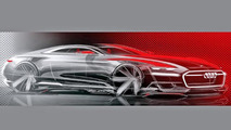Audi Prologue concept leaked image