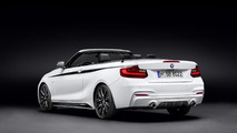BMW 2-Series Convertible with M Performance Parts