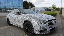 Next generation Mercedes-AMG E63 spy photo