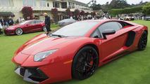 Lamborghini Aventador LP 700-4 by Ad Personam shown off at Pebble Beach