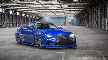 2015 Lexus RC F by Gordon Ting/ Beyond