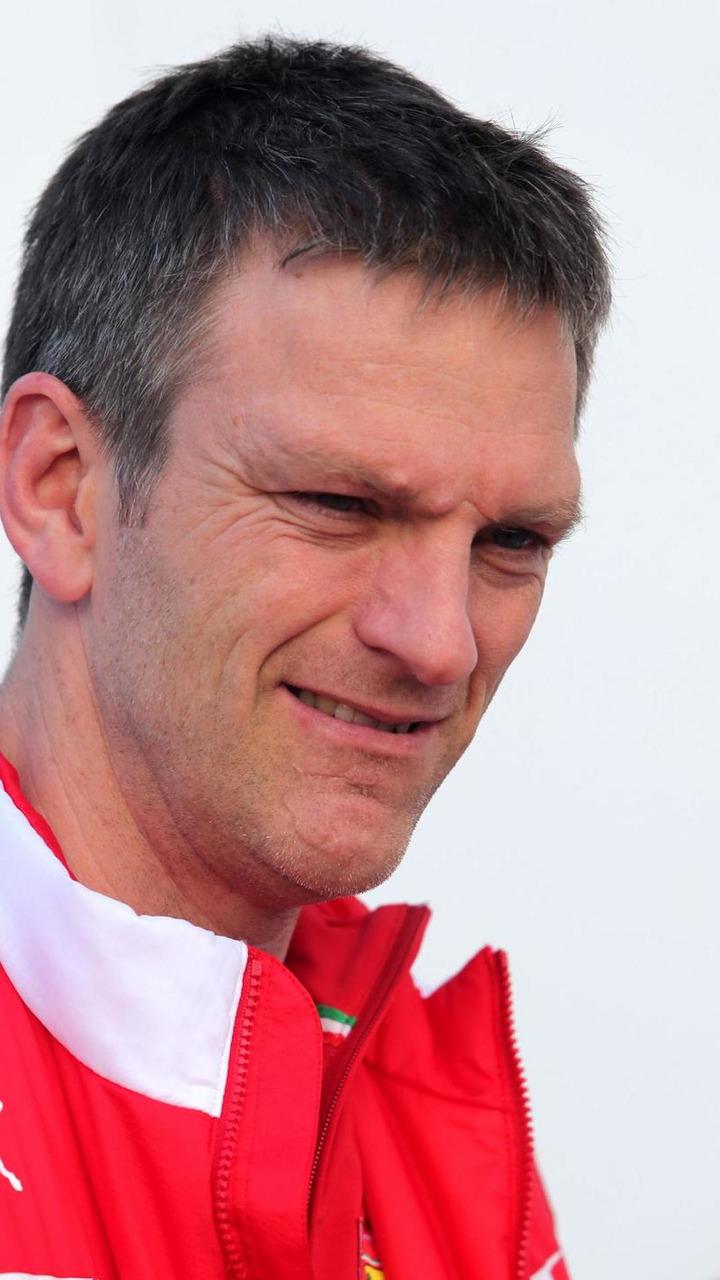 James Allison (GBR), Ferrari Technical Director / XPB