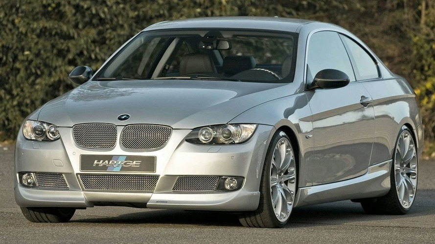 New Hartge Body Kit for 3 Series Coupe & Cabrio