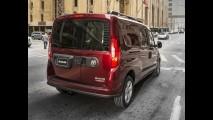 Fiat Doblò europeu veste traje americano e vira ProMaster City nas mãos da RAM
