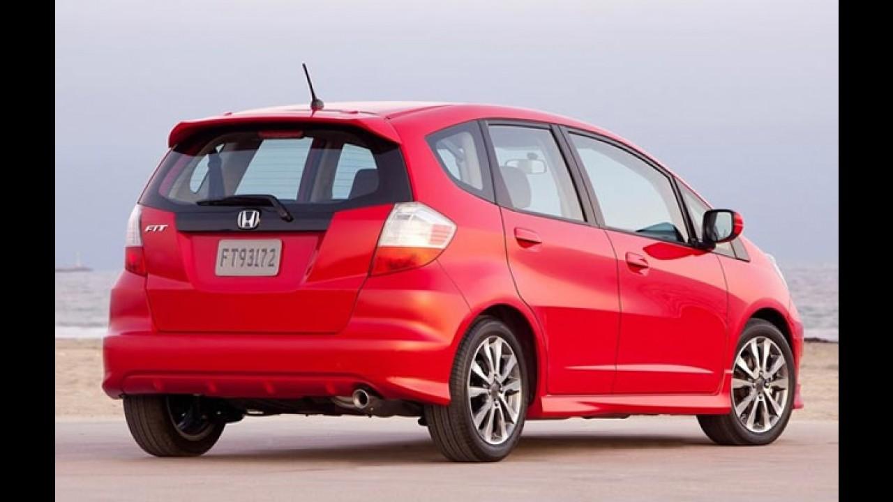 Honda confirma nova fábrica no México para produzir o Fit destinado aos Estados Unidos