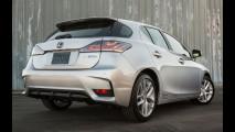 Lexus CT 200h 2014 chega ao Brasil com novo visual por R$ 134 mil