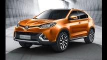 MG apresenta crossover GTS na China; motor turbo de 220 cv é destaque