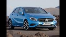 Novo Mercedes Classe A é eleito o carro mais atraente da Alemanha