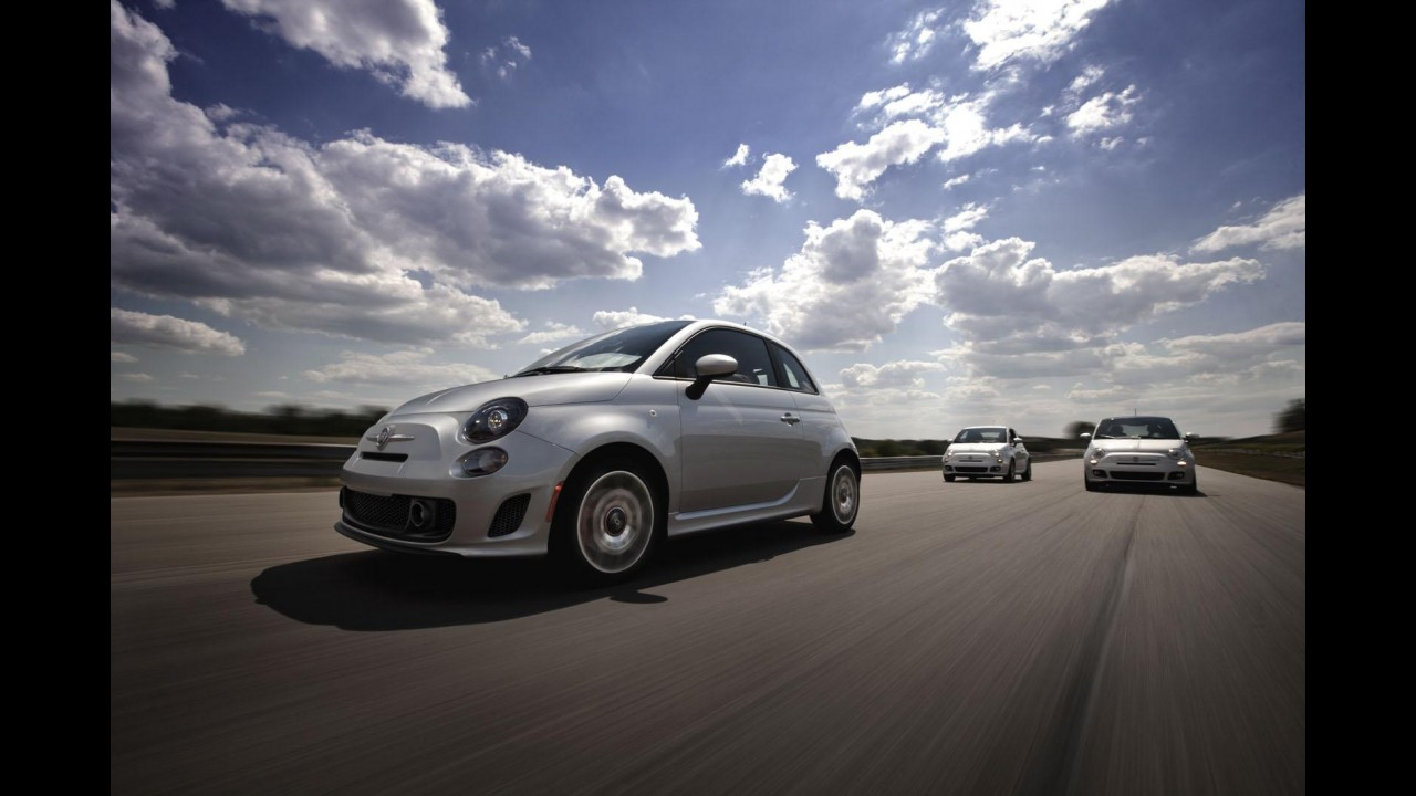 Fiat 500 Turbo é nova versão esportiva do compacto italiano nos Estados Unidos