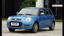 Lifan 330 muda inspiração e segue o monovolume Fiat 500 L