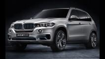 BMW X5 eDrive Concept: híbrido plug-in promete consumo de até 26,3 km/l