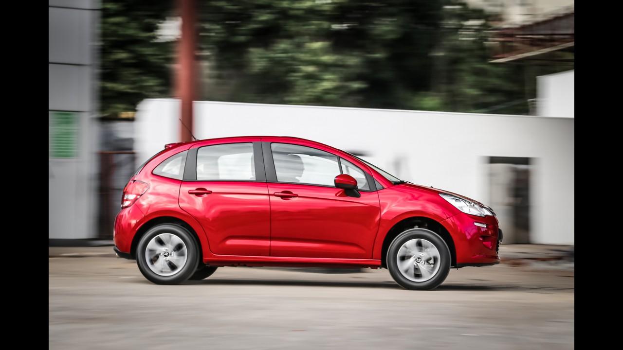 Hatches compactos: Punto cresce, mas Fiesta ainda tem folga