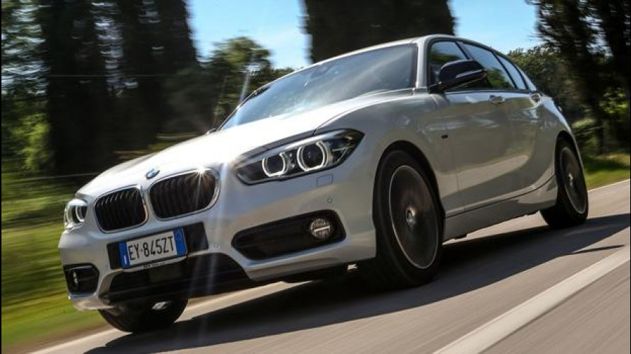 BMW Serie 1, col restyling arriva il diesel 3 cilindri