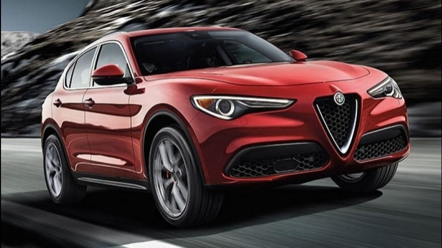 Alfa Romeo Stelvio, negli USA costa 41.995 dollari