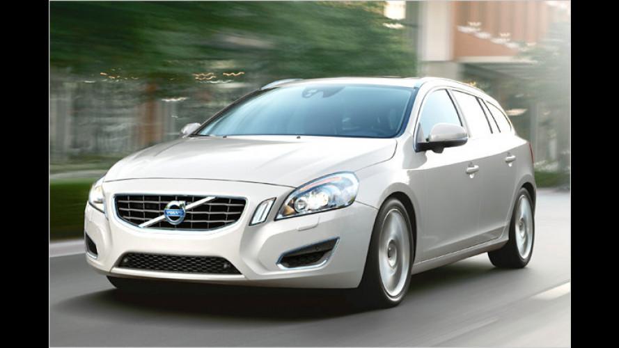 Sparsame Schweden: Volvo S60 und V60 DRIVe