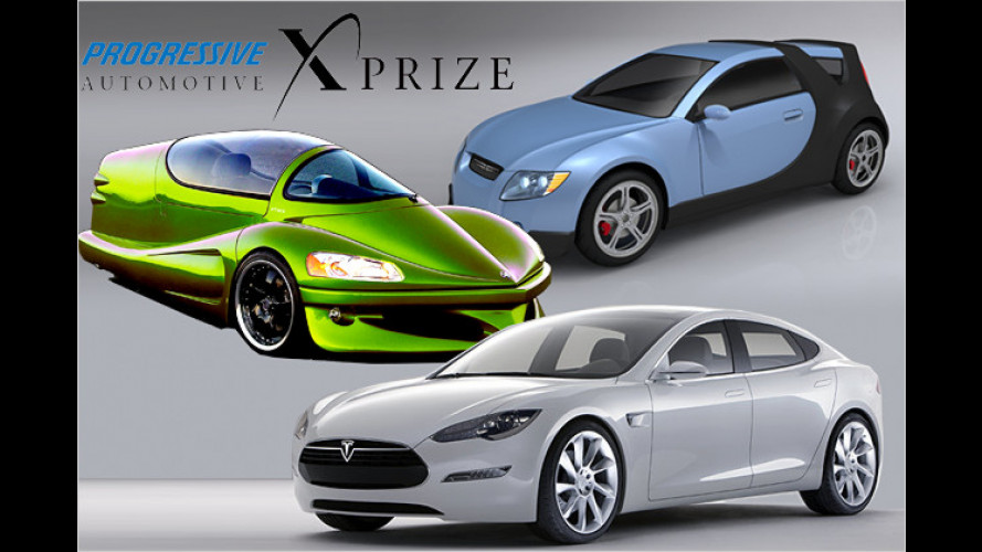 Gewinn: 10.000.000 Dollar – Herausforderung: X Prize