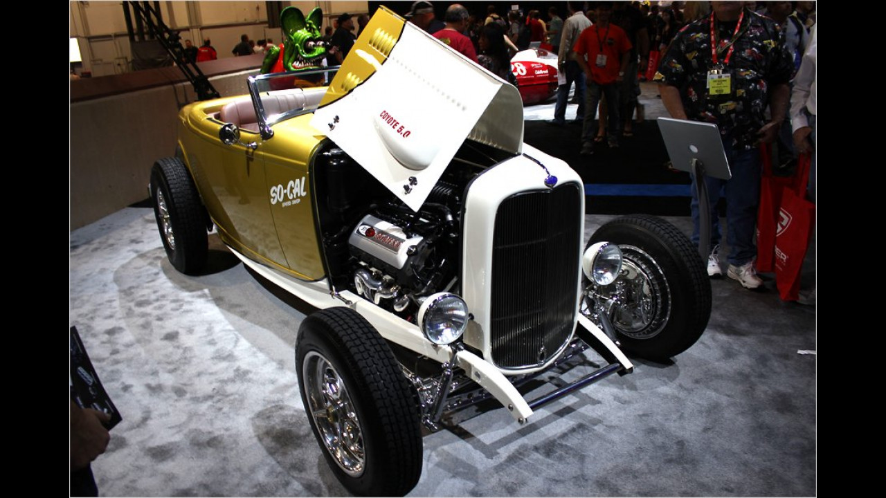SO-CAL 1932 Ford Roadster