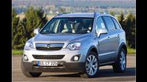 Opel Antara geliftet