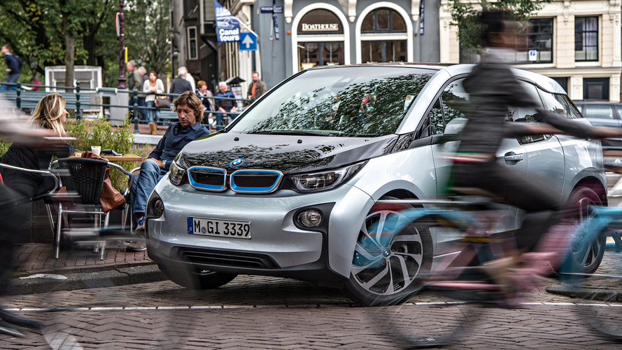BMW tapping tech startups with $500m investment
