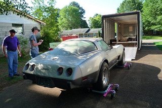 1978 Silver Anniversary Corvette With Just 4.1 Miles Hits eBay