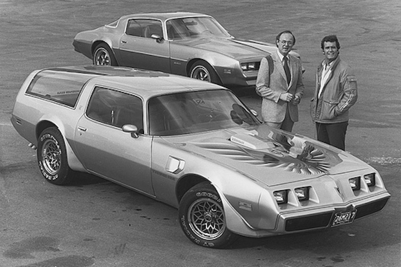 The Pontiac Kammback: Innovation vs. Convention