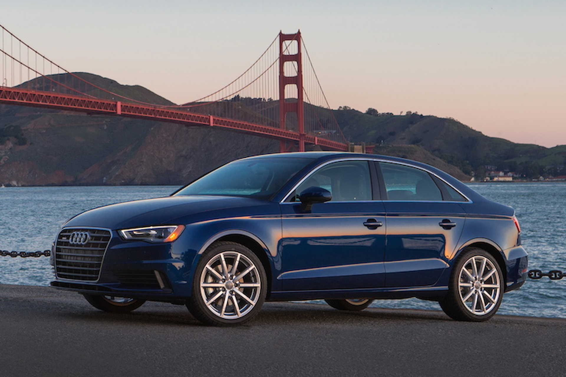 3 Things We Learned About the New Audi A3: Review