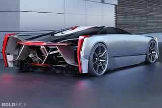 Estill Concept Is A Vision of Cadillac's Future