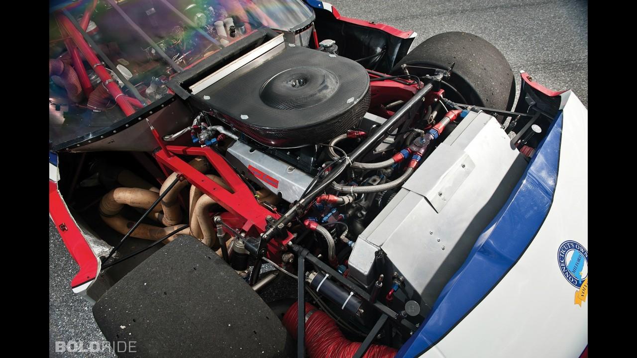 Chevrolet Corvette Riley & Scott Racing Car
