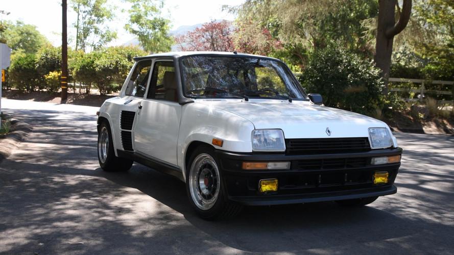 Une unique Renault 5 Turbo 2 à vendre aux États-Unis
