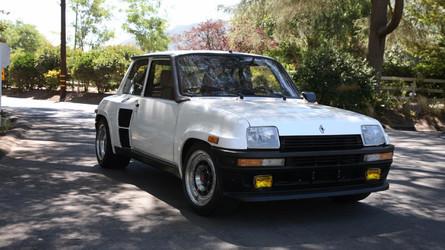 Un Renault 5 Turbo 2 original, a la venta en Estados Unidos