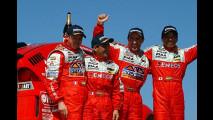 Finale der Rallye Dakar