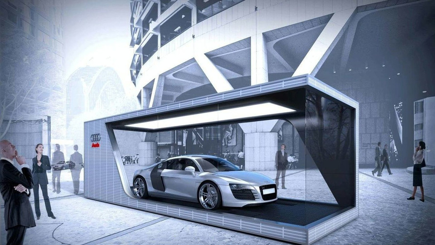 Audi 'One Car' Showroom is Launched in Sydney