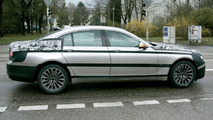 BMW 7-series Spy Photo