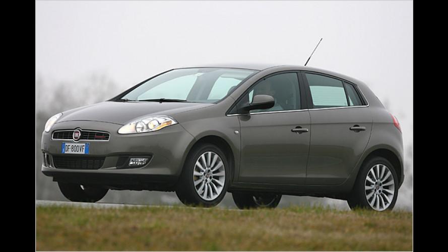 Fiat Bravo: Im März startet das Fünftürer-Coupé richtig durch