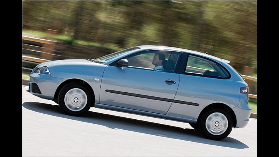 Ibiza Ecomotive: Die Seat-Version des VW Polo BlueMotion