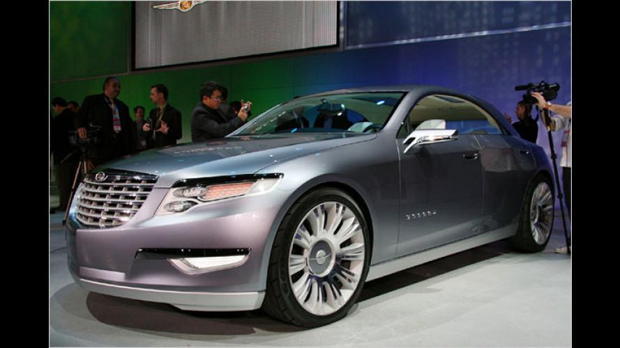 Was einen Chrysler ausmacht: Das Concept-Car Nassau