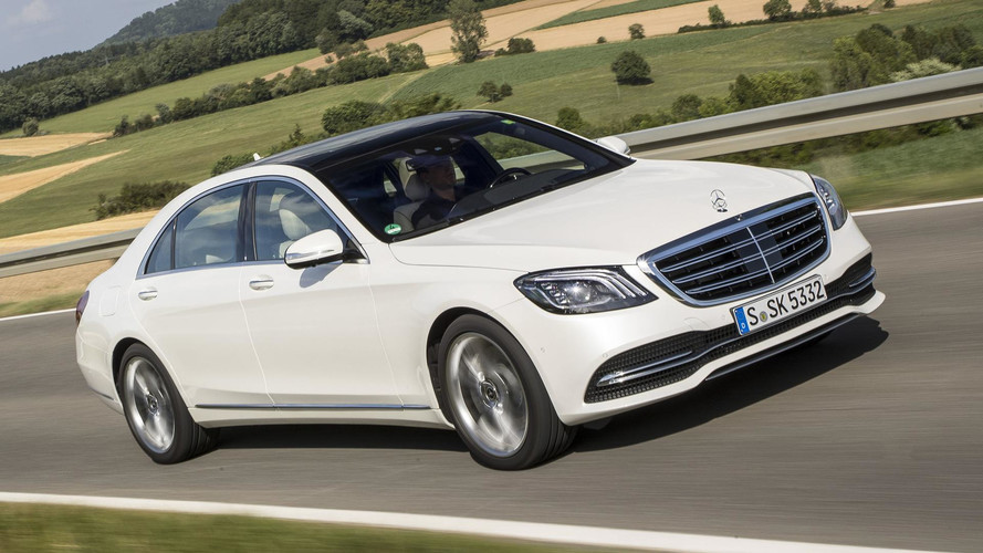 2018 Mercedes S-Class Video Features The Flagship's Finer Points