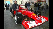 Ferrari in Moskau
